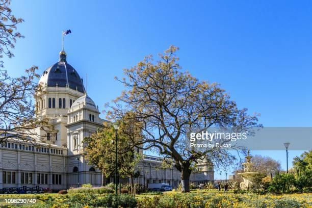 Australia, Carlton Gardens, Melbourne, Royal Exhibition Building, Victoria, World Heritage Site
