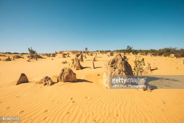 Australia desert rocks