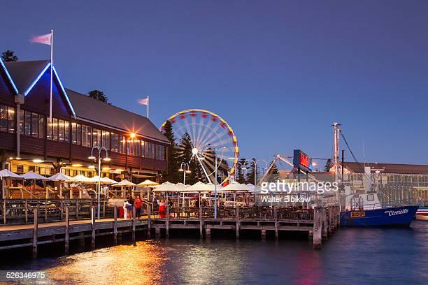 australia, freemantle, harbour, exterior - フリーマントル ストックフォトと画像