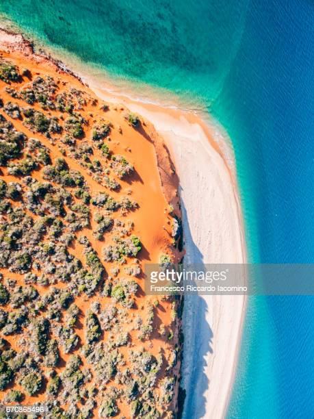 australia from above - francesco riccardo iacomino australia foto e immagini stock