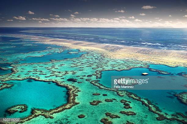 australia - great barrier reef - queensland stock-fotos und bilder