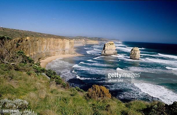 AUS Australia Great Ocean Road Twelve Apostles