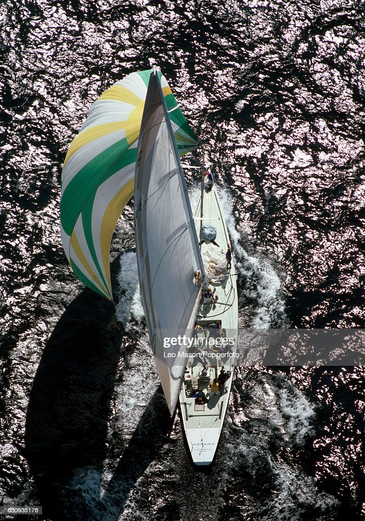 On This Day: Australia II Sails Away With The America's Cup