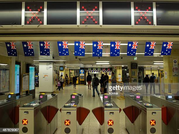 australia is closed - emigration and immigration stock pictures, royalty-free photos & images
