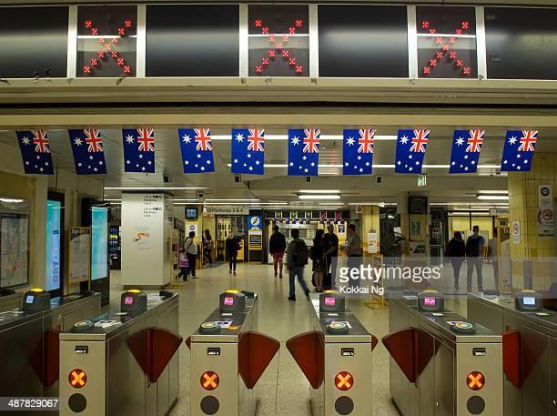Australia is closed