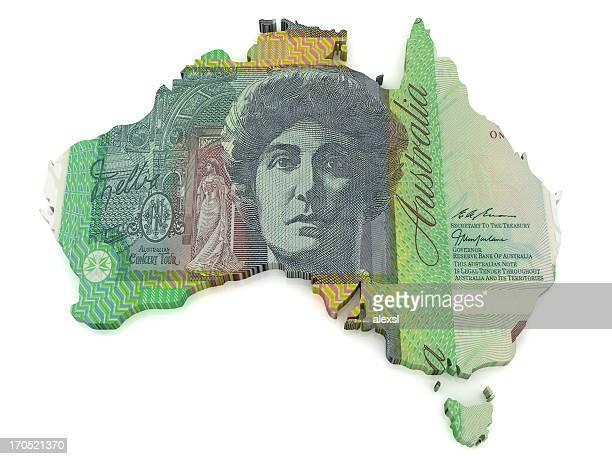 Mapa de Australia
