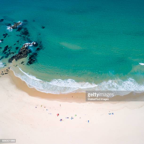 Australia, New South Wales, Bermagui, Sea and beach