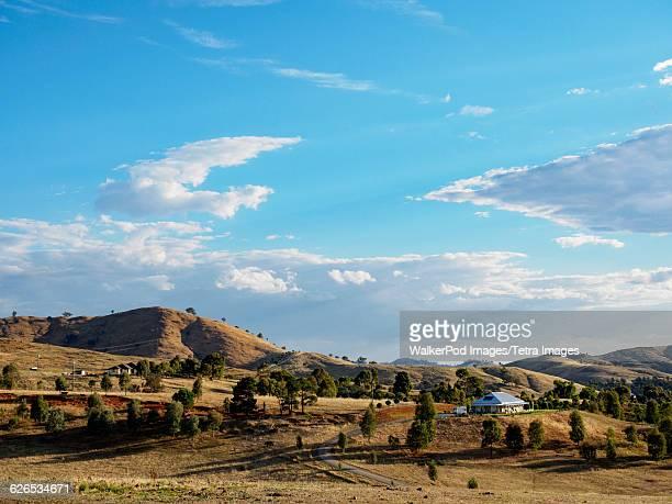 Australia, New South Wales, Gundagai, Non urban landscape