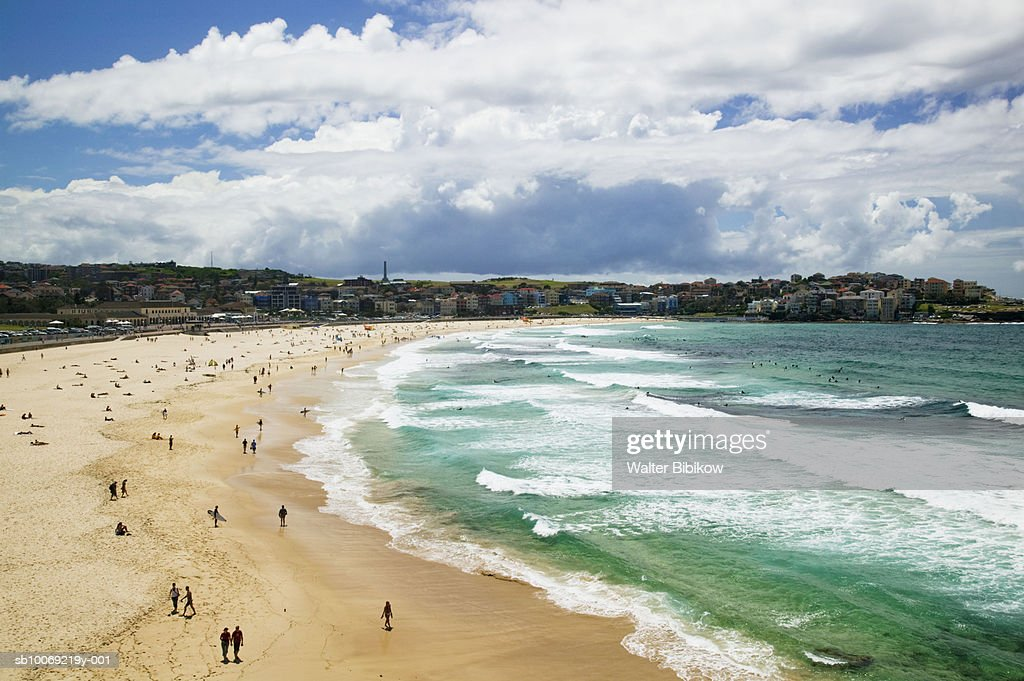 Australia, New South Wales, Sydney, Bondi beach : Stockfoto