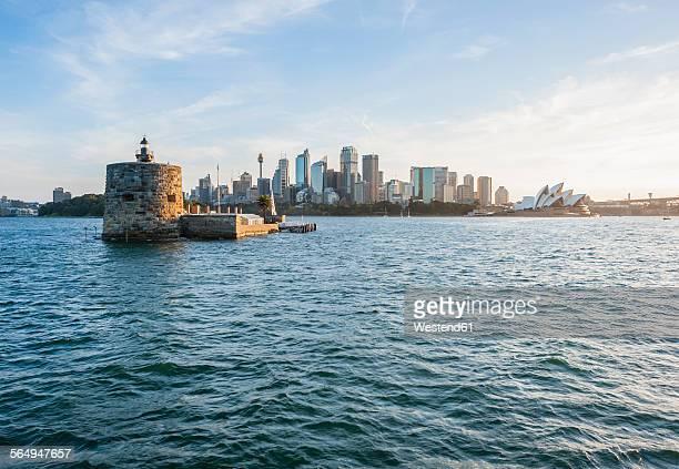 Australia, New South Wales, Sydney, Skyline with Sydney Opera House