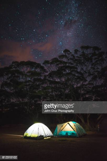 Australia outback Camping
