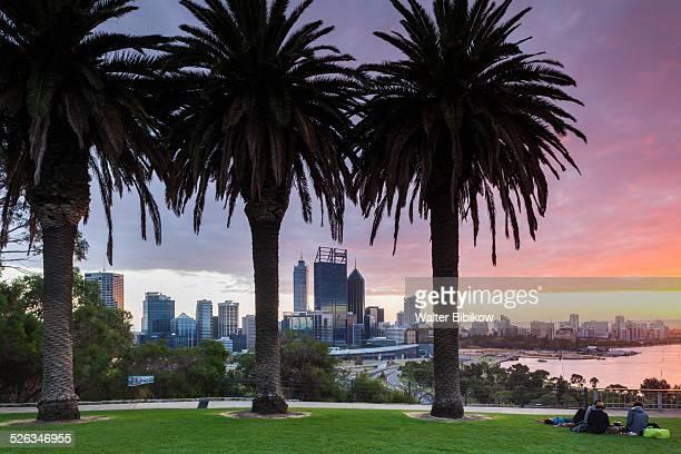 australia, perth, kings park, exterior - perth australia stock pictures, royalty-free photos & images