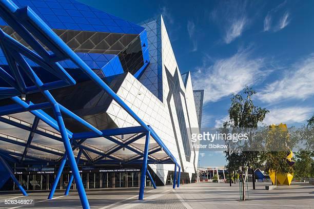 Australia, Perth, Perth Arena, Exterior