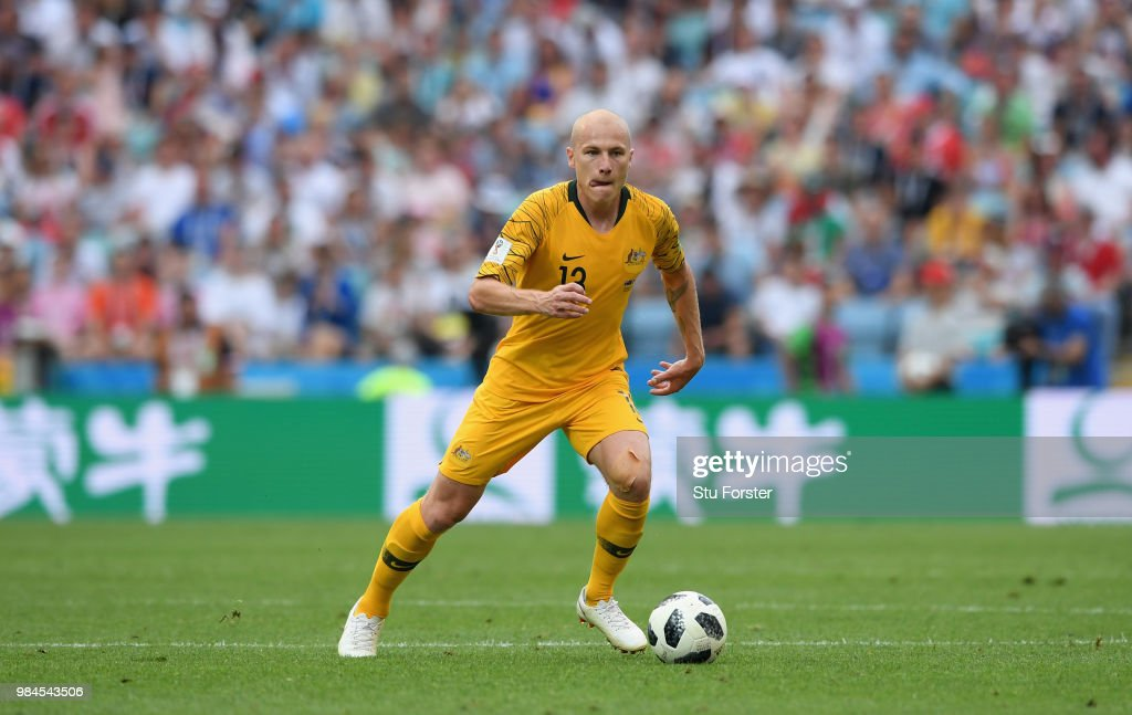 Australia v Peru: Group C - 2018 FIFA World Cup Russia : News Photo