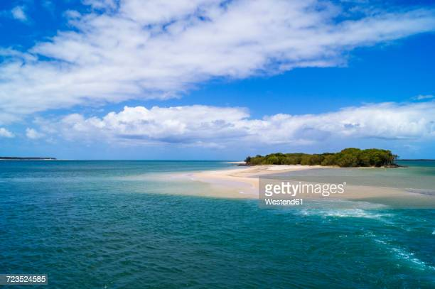 Australia, Queensland, small island between Mackay and Sunshine Coast