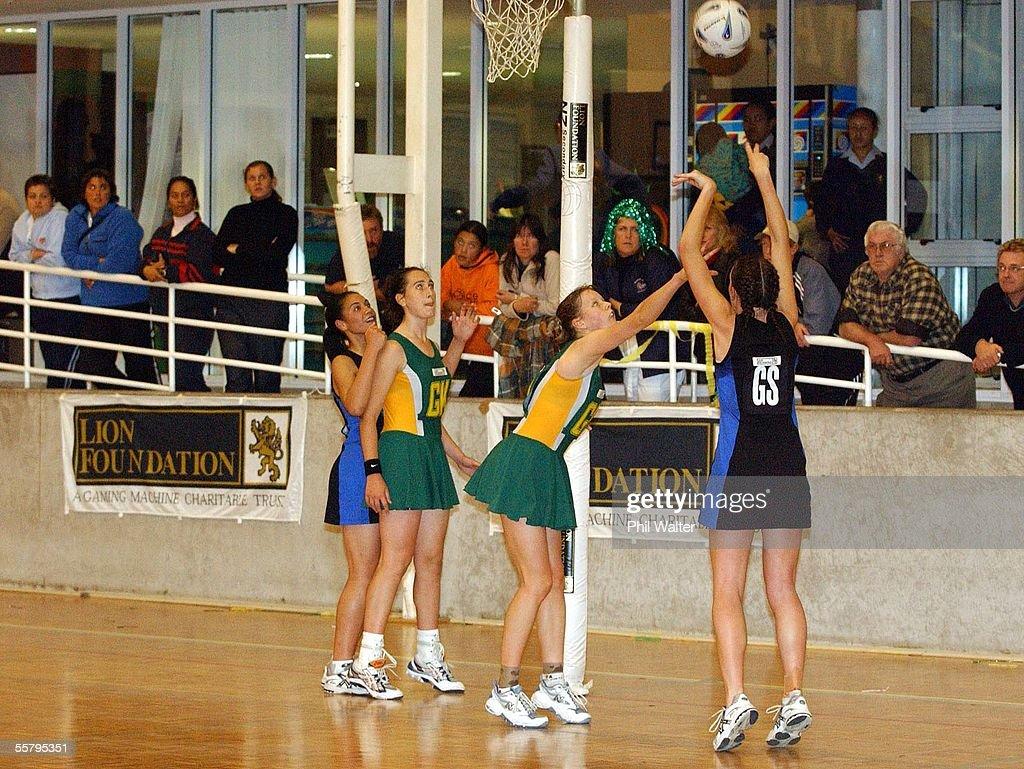 Australia Secondary School's against New Zealand Secondary