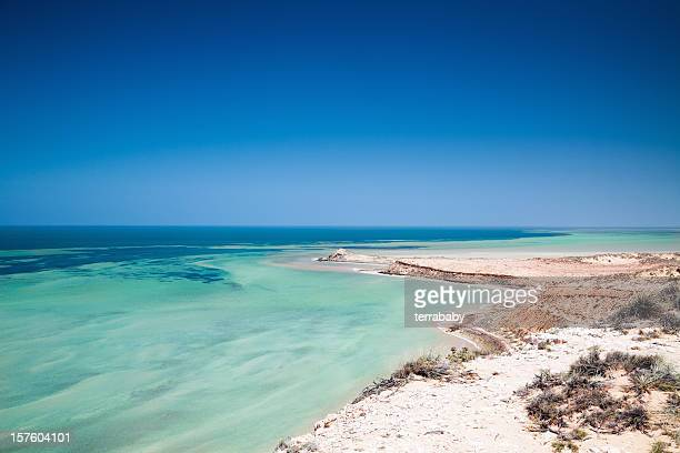 Australia Shark Bay World Heritage Site