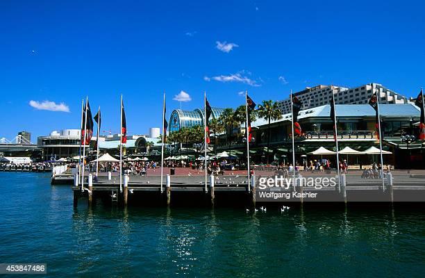 Australia Sydney Darling Harbour Harbourside