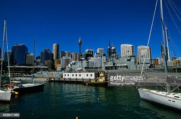 Australia Sydney Darling Harbour National Maritime Museum