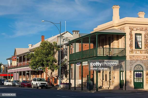 australia, tanunda, exterior - barossa valley stock pictures, royalty-free photos & images
