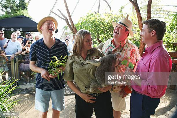 FAMILY 'Australia' The entire family tags along as Phil fulfills his mom's wish for him to return to his roots and visit the country where he was...