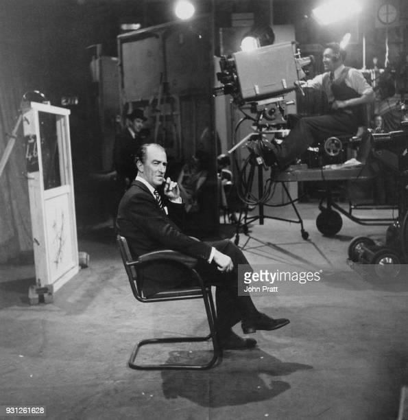 Australian actor and comedian Dick Bentley October 1954