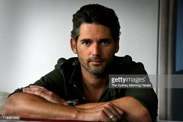 Australian actor Eric Bana is promoting his new documentary'Love the Beast' about his car Picture taken at Kings Cross Sydney