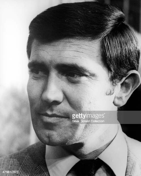 Australian actor George Lazenby as James Bond in 'On Her Majesty's Secret Service' directed by Peter R Hunt 1969