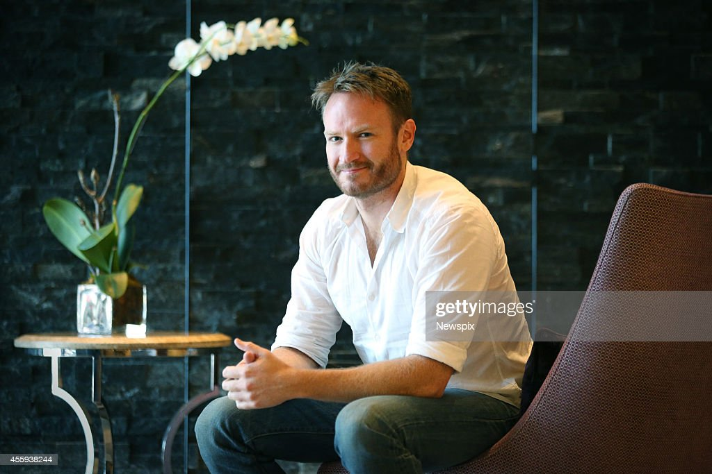 Australian actor Josh Lawson poses during a photo shoot on September 18, 2014 in Brisbane, Australia. Lawson is in Brisbane to promote his new film 'The Little Death'.