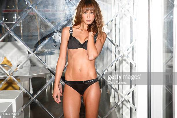 Australian actress and model Sharni Vinson is photographed for Maxim Magazine on May 21 2010 in Los Angeles California Published image NO SALES TO GQ...
