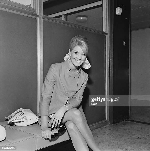 Australian actress Annette Andre UK 25th September 1966