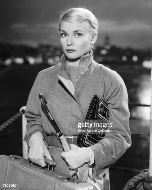 Australian actress Diane Cilento circa 1960