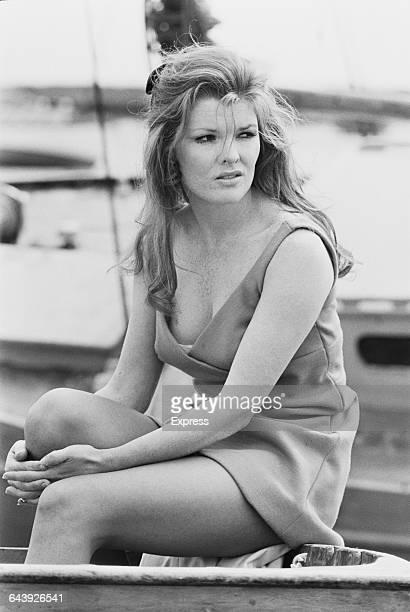 Australian actress Katherine Kessey 4th June 1971