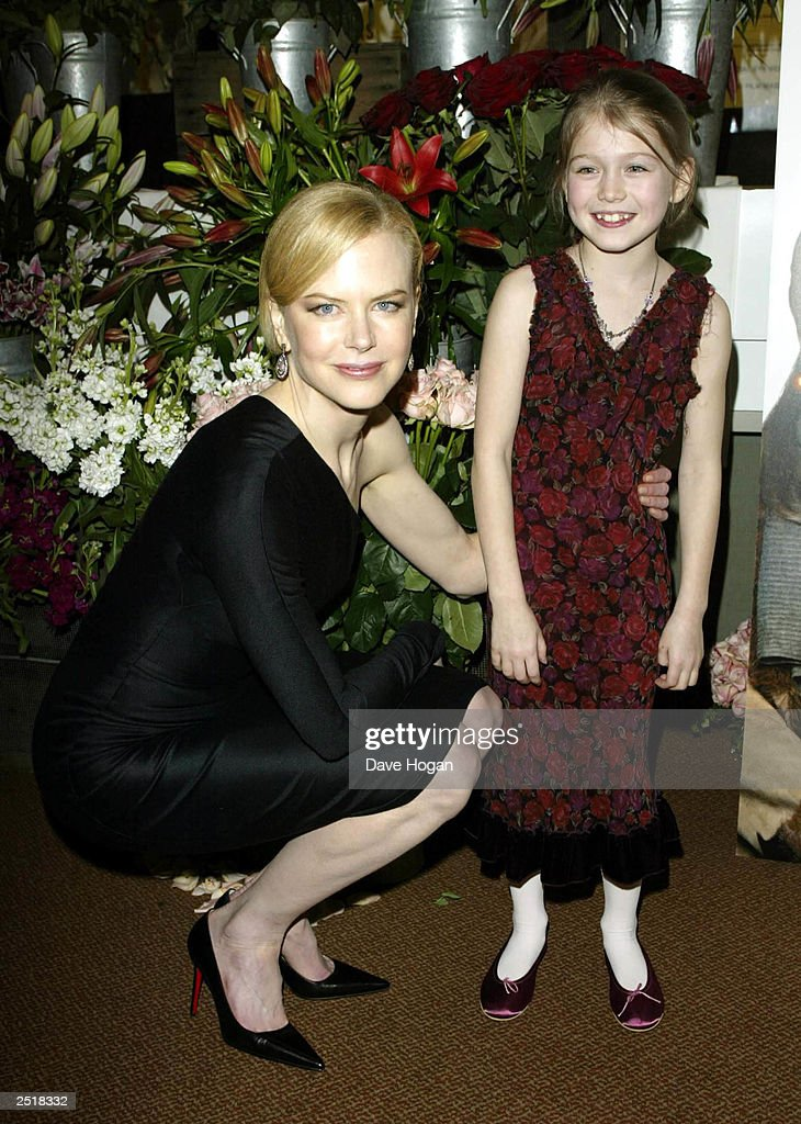 Nicole Kidman and Miranda Richardson : News Photo