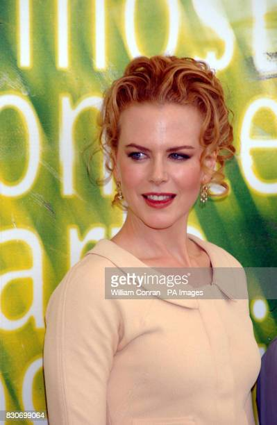 Australian actress Nicole Kidman at a photocall at the 58th Venice Film Festival in Italy *13/10/01 Nicole Kidman has told how her divorce from Tom...