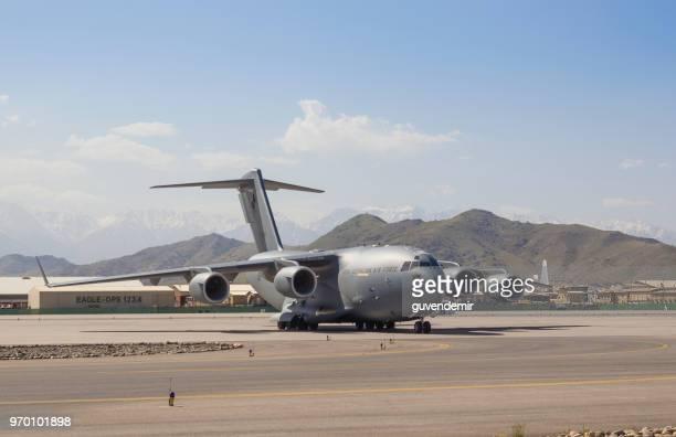 オーストラリア空軍の c-17 軍用貨物輸送機 - オーストラリア軍 ストックフォトと画像