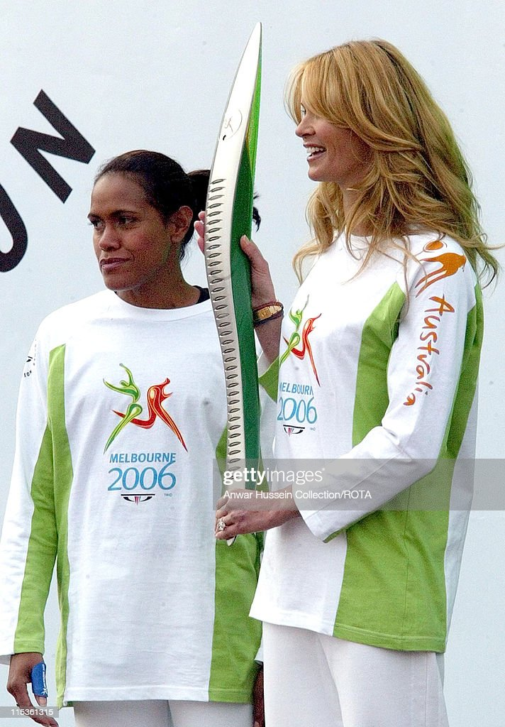 Baton Relay Launch for the 2006 Commonwealth Games