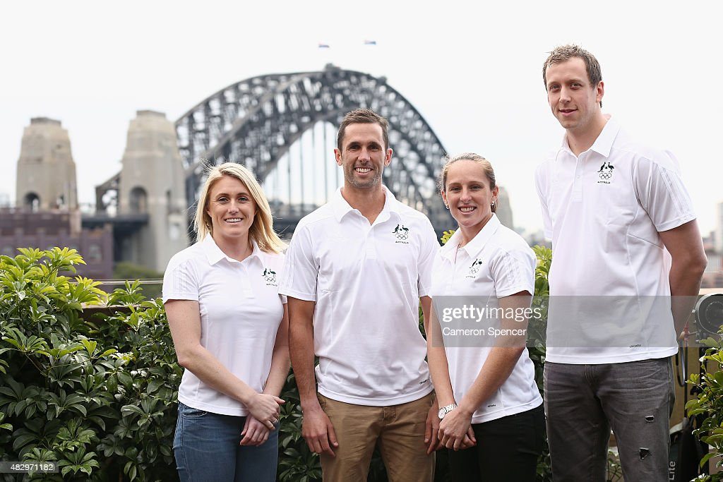 Australian Olympic Press Conference