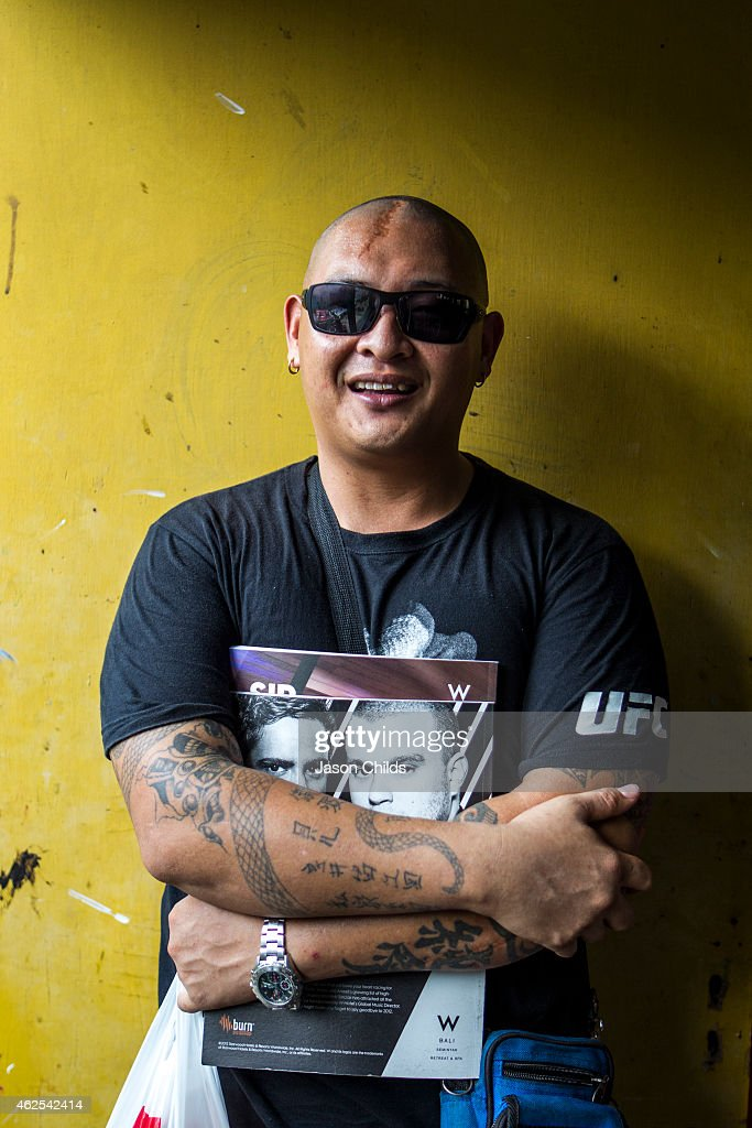Andrew Chan Portrait Session : News Photo