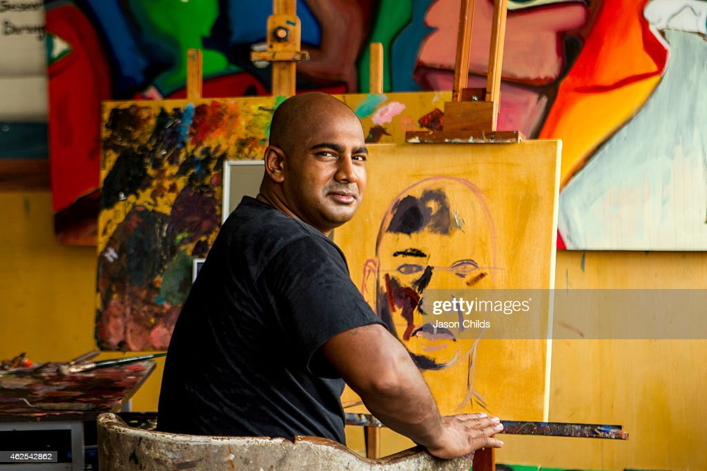 Myuran Sukumaran Portrait Session : News Photo