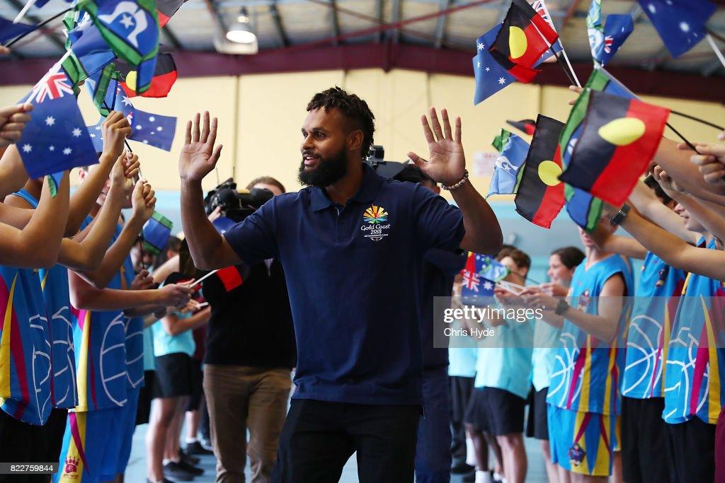 Gold Coast 2018 Commonwealth Games Ambassador Announcement : News Photo