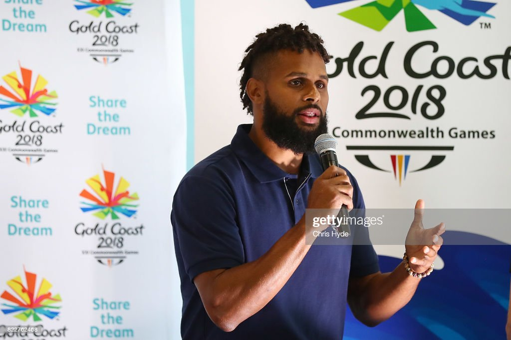 Gold Coast 2018 Commonwealth Games Ambassador Announcement : News Photo