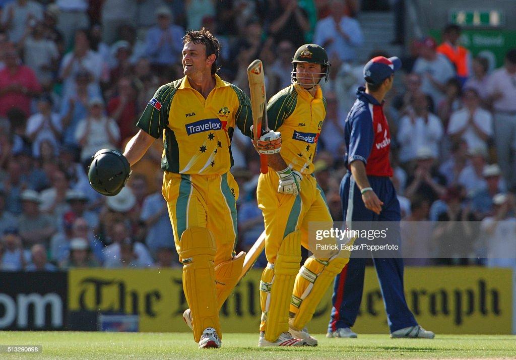 3rd NatWest Challenge ODI  England v Australia : News Photo
