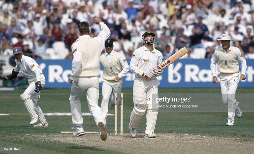 6th Test Match  -  England v Australia : News Photo