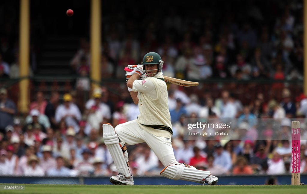 Cricket - Test Match Series - Australia vs. South Africa