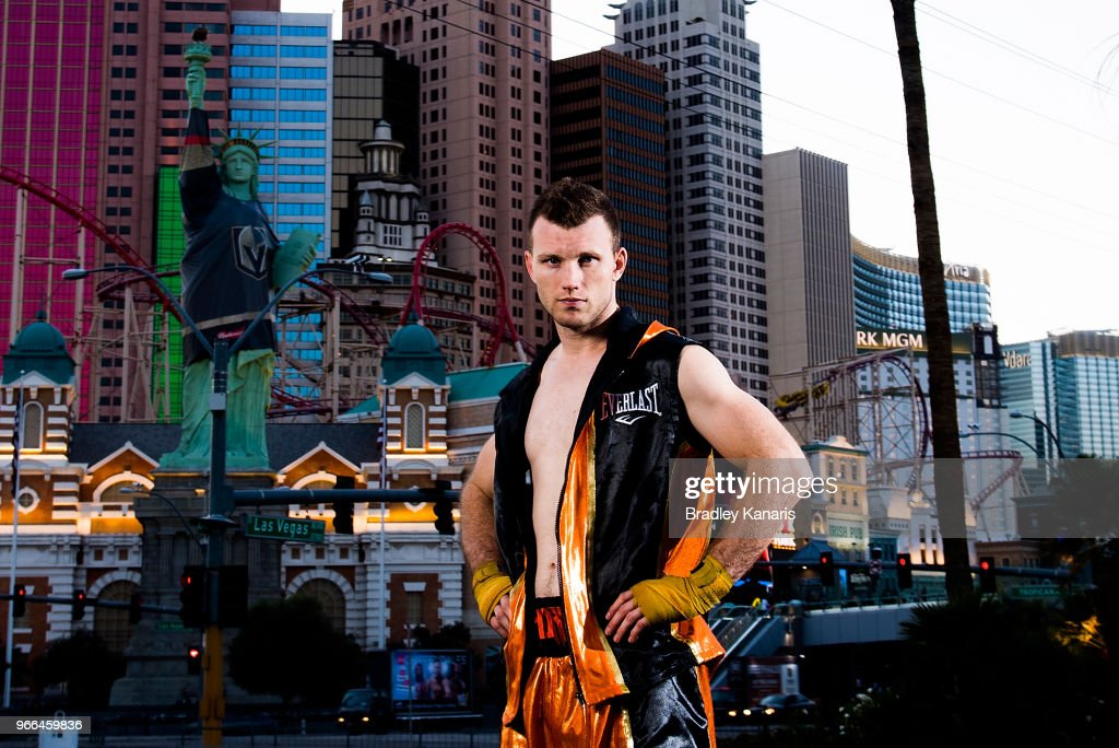 Jeff Horn Portrait Session