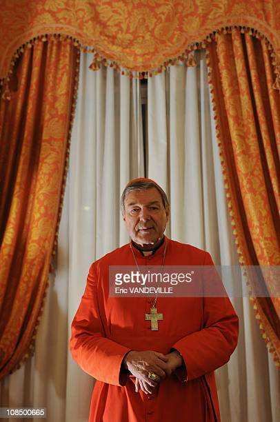 Australian cardinal George Pell born in 1941 archbishop of Sydney The only Australian cardinal he is the one who welcomed Benoit XVI to Sydney during...