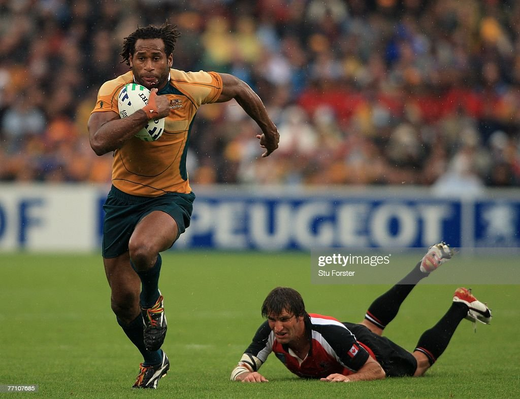 Australia v Canada - IRB RWC 2007 Match Thirty Five