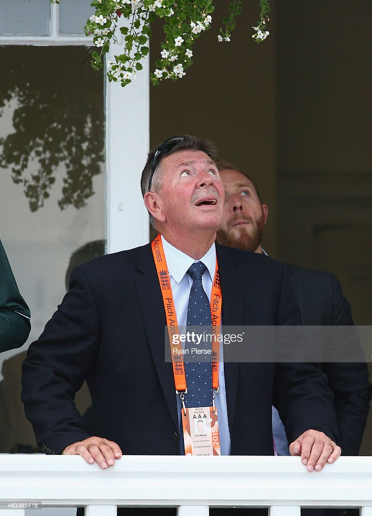 England v Australia: 4th Investec Ashes Test - Day Three