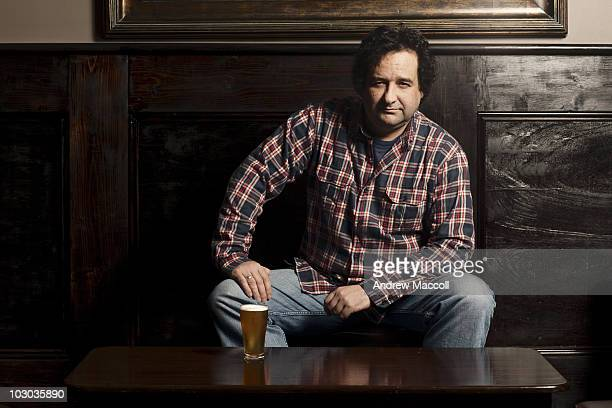 Australian comedian Mick Molloy is photographed for Ralph